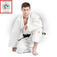 JSPT-10361 Кимоно дзюдо PROFESSIONAL GOLD IJF APPROVED 185см белое