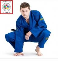 JSPT-10362 Кимоно дзюдо PROFESSIONAL GOLD IJF APPROVED 155см синее